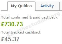 40 easy ways to make money quickly - Save the Student Quidco_Cashback