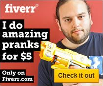 Fiverr pranks