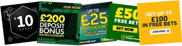 free bets from matched betting